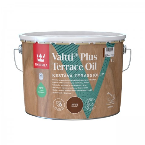 Valtti Plus Terrace Oil