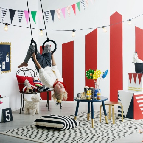Ideas for kids room: Circus fun